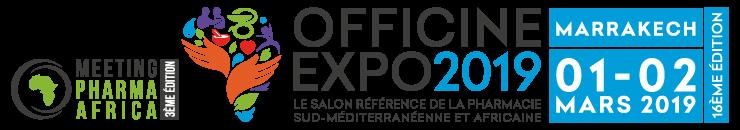 OFFICINE EXPO 2019 Logo