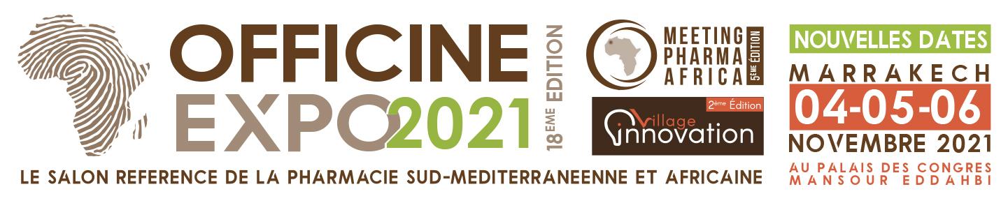 OFFICINE EXPO 2021 Logo